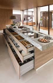 storage kitchen island functional contemporary kitchen designs drawers contemporary