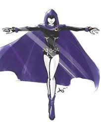 Raven Teen Titans Halloween Costume Cosplay Tutorial Raven Teen Titans Finished Cosplay Walkthrough