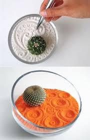 diy a desktop zen garden gardens shallow and plants