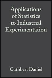 amazon com applications of statistics to industrial
