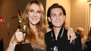 Selin Dion Celine Dion Is One Happy Hockey Mom See Superstar Singer Cheer At