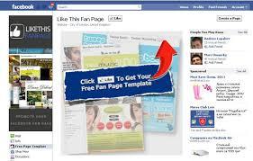 better facebook fan page design guide monsterpost