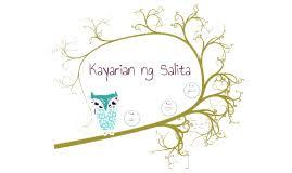 kayarian ng salita by vicksther romares on prezi
