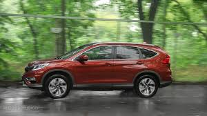 Honda Crv Diesel Usa 2015 Honda Cr V 9 Speed Automatic Review Autoevolution