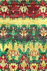 Sari Silk Rugs by Eros Ivory Sari Silk Hand Knotted Rug 30070 3x5 Sari Silk Rugs