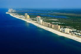 Map Of Gulf Shores Alabama Gulf Shores Alabama Travel Guide Hotels Restaurants And More