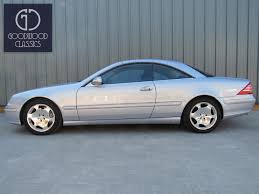 used 2003 mercedes benz cl for sale in west sussex pistonheads