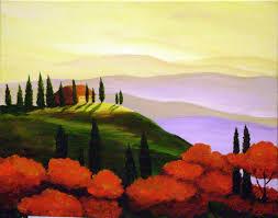 paintings easy paint