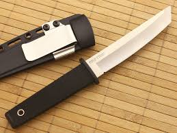 cold steel kitchen knives cold steel kobun tanto fixed blade 17t knife on sale now