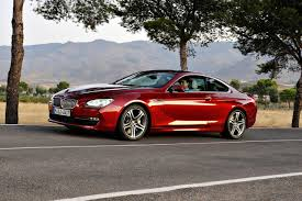 2012 6 series bmw bmw to offer six cylinder 6 series coupe in america