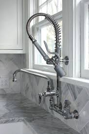 restaurant style kitchen faucet restaurant style pull faucet sink design home commercial