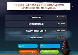 business name generator guru free business name ideas