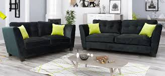 fabric sofas leather sofa world