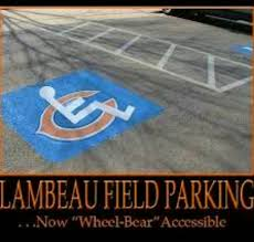 Anti Packer Memes - go packers chicago bears parking hawkeye and packer football