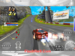 raging thunder 2 apk version free android gaming tablet best 3d racing raging thunder 2