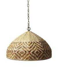 white woven pendant light high low a trio of woven wicker pendant lights pendant ls