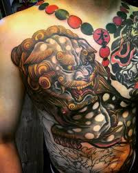 33 best foo dog tattoo images on pinterest projects tatting and