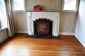 top most exciting fireplace floor options for decor and protection