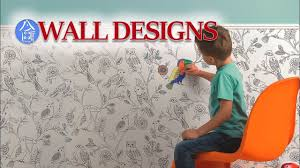 room wall design ideas u2013 modern wall decor ideas youtube