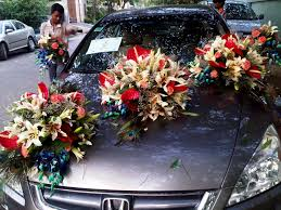 indian wedding car decoration wedding car decoration pictures in india decorating of party
