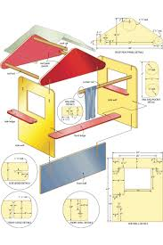 kids puppet theater woodworking plans 2 kid stuff pinterest