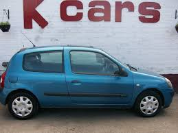 great first car 2003 renault clio 1 2 expression low miles in