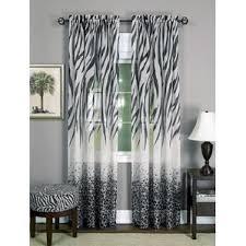 Turquoise And Grey Curtains Animal Print Curtains U0026 Drapes You U0027ll Love Wayfair