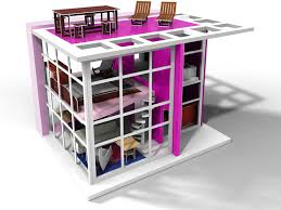 Best Eco Friendly Dollhouses From by Dollhouse Inhabitots Part 4