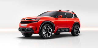 citroen concept citroen aircross concept unveiled photos 1 of 4