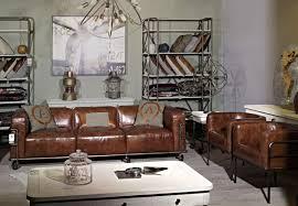 canape cuir le corbusier industrielle vintage en cuir le corbusier canapé avec roues buy