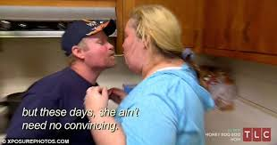 Sugar Momma Meme - mama june and sugar bear returning to reality tv in marriage boot