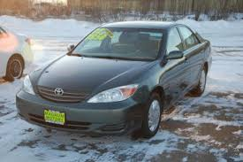 2002 toyota cars the car connection s best used car finds for february 1 2013