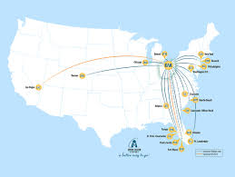 Ft Lauderdale Airport Map Winter U0027s Approach Is A Crisis For Cleveland Hopkins Airport