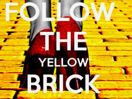follow your own yellow brick road by debryant johnson