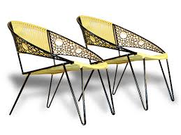 Mid Century Modern Patio Chairs The Great Xcape For Modern Furnishings Socal Modern
