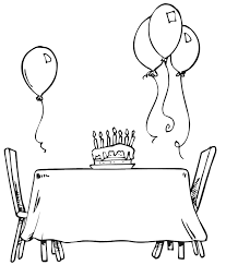 Kids Coloring Table Digital Dunes Birthday And Table Coloring Pages