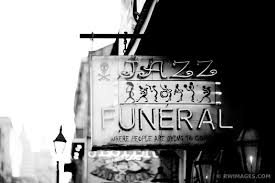 New Orleans Wall Decor Photo Print Of Jazz Funeral French Quarter New Orleans Louisiana