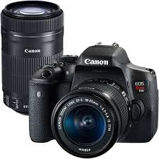 canon t6i black friday canon eos rebel t6i 24 2mp dslr camera with 18 55mm lens and extra
