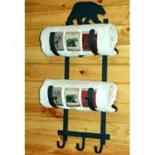 Bear Bathroom Accessories by Bear Bathroom Decor Accessories For Lodge Or Cabin Cabin Place