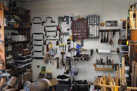 woodworking shop tool storage ideas creative white woodworking