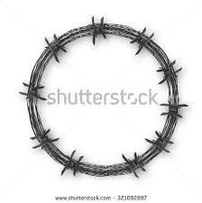 barbed wire vectors download free vector art stock graphics