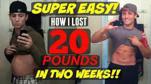 how to lose 20 pounds in 2 weeks 10 simple steps calories fit