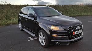 Audi Q7 Black Edition - audi q7 3000 from car details manxcars com