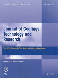 Coatings And Coatings by Jctr American Coatings Association