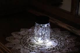 Solar Fairy Lights Australia by Mason Jar Solar Fairy Light 10 Led Clear Angel Lights