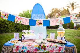 luau party ideas for a baby shower decorating kid u0027s birthday