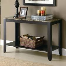back of couch table narrow sofa table art decor homes decorating ideas behind the narrow