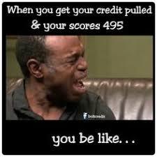 Bad Credit Meme - 10 funny credit score memes liferantings things pinterest