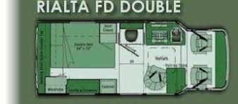 Rialta Awning Rialta Fd Double Floor Plan Via Rialta Heaven Inside U0026 Out