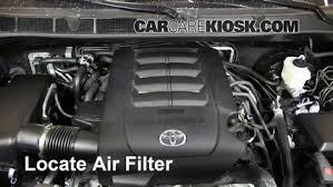2007 toyota tundra filter air filter how to 2007 2013 toyota tundra 2010 toyota tundra